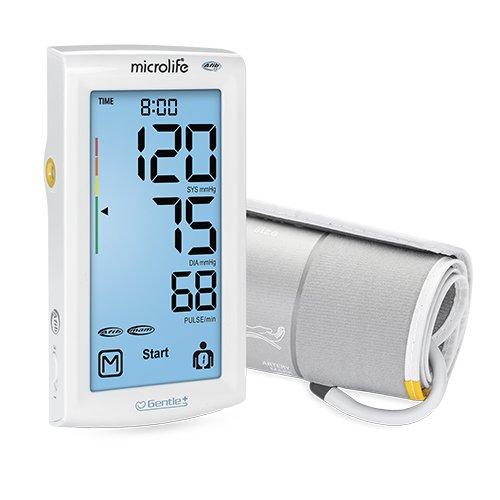 Blutdruckmessgerät Arm Microlife BP A7Touch mit Erkennung der Vorhofflimmern und Touchscreen