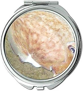 Mirror,makeup mirror,jelly fish theme of Pocket Mirror,portable mirror 1 X