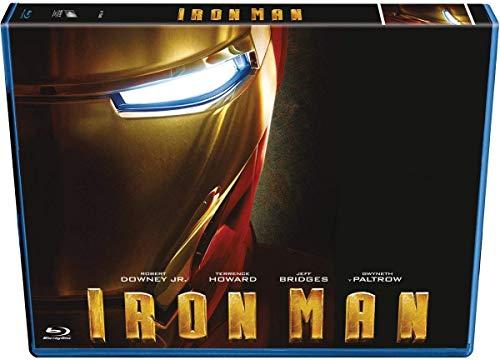 Iron Man 1 - Edición Horizontal (BD + BD Extras) [Blu-ray]