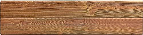 120 x 30   Holzoptik   Wandverkleidung Steinoptik Wandpaneele (ST 696-323)