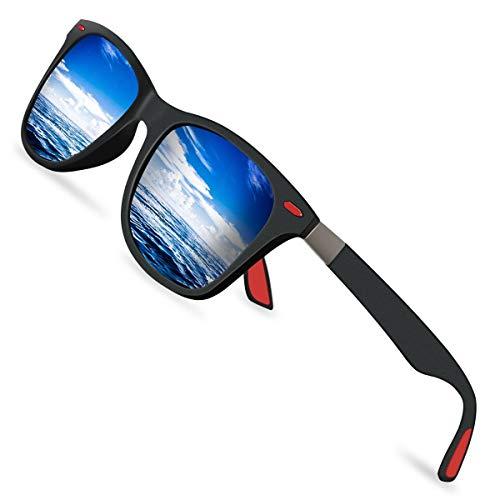 Sunmeet Gafas de Sol Polarizadas Hombre...
