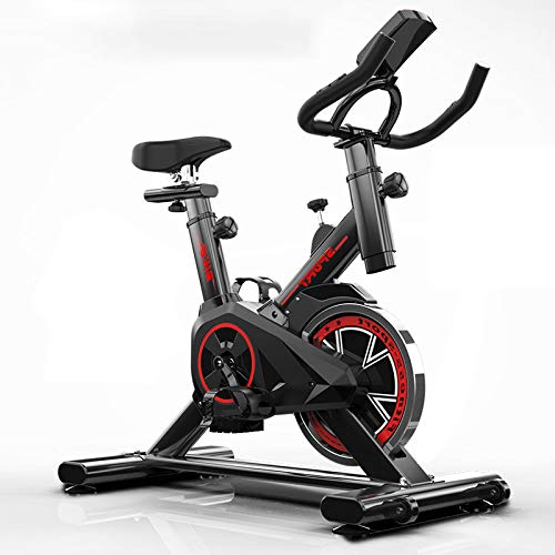 Exercise Cycle Super Mute Fietsen Equipment Indoor Gym Dynamic Bicycle Household hometrainer Exercise Cycle Spinningtraining Equipment, Aerobic Exercise