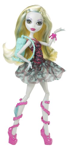 Mattel Y0434 - Monster High Dance Class Lagoona Blue, Puppe