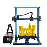 No-branded Printer A5X 3D Printer Kit Printing Max Build Size with 2.8'' HD Touch Screen Dual Z Axis Screw Rod Desktop 3D Printing Machine TATcuican