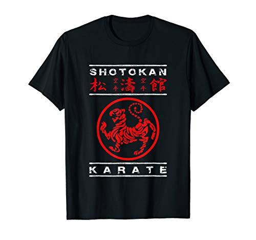 Shotokan Karate Kampfkunst T-Shirt