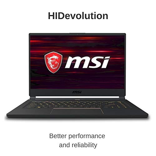 Compare HIDevolution MSI GS65 8SE Stealth (MS-GS651402-HID1) vs other laptops