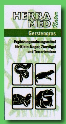 HerbaVital-Natur Gerstengras, 20ml