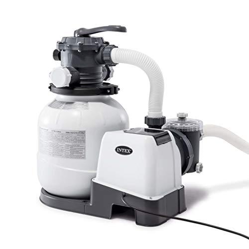 Intex 2100 GPH Pompe filtrante à Sable