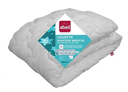 Abeil Couette Douceur Absolue Chaude, 240 x 260 cm, Blanc