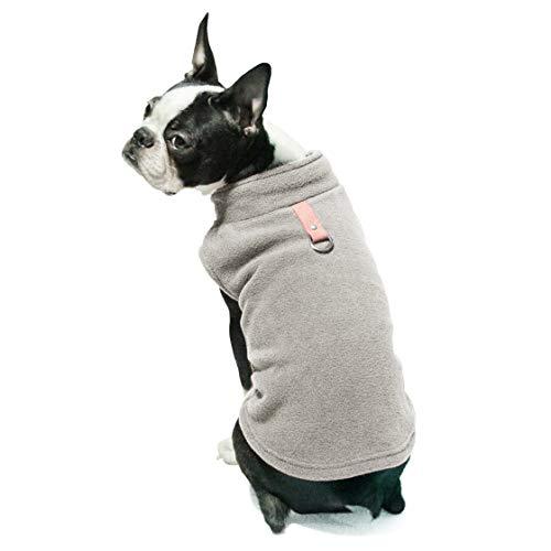 Gooby - Fleece Vest, Small Dog Pullover Fleece...