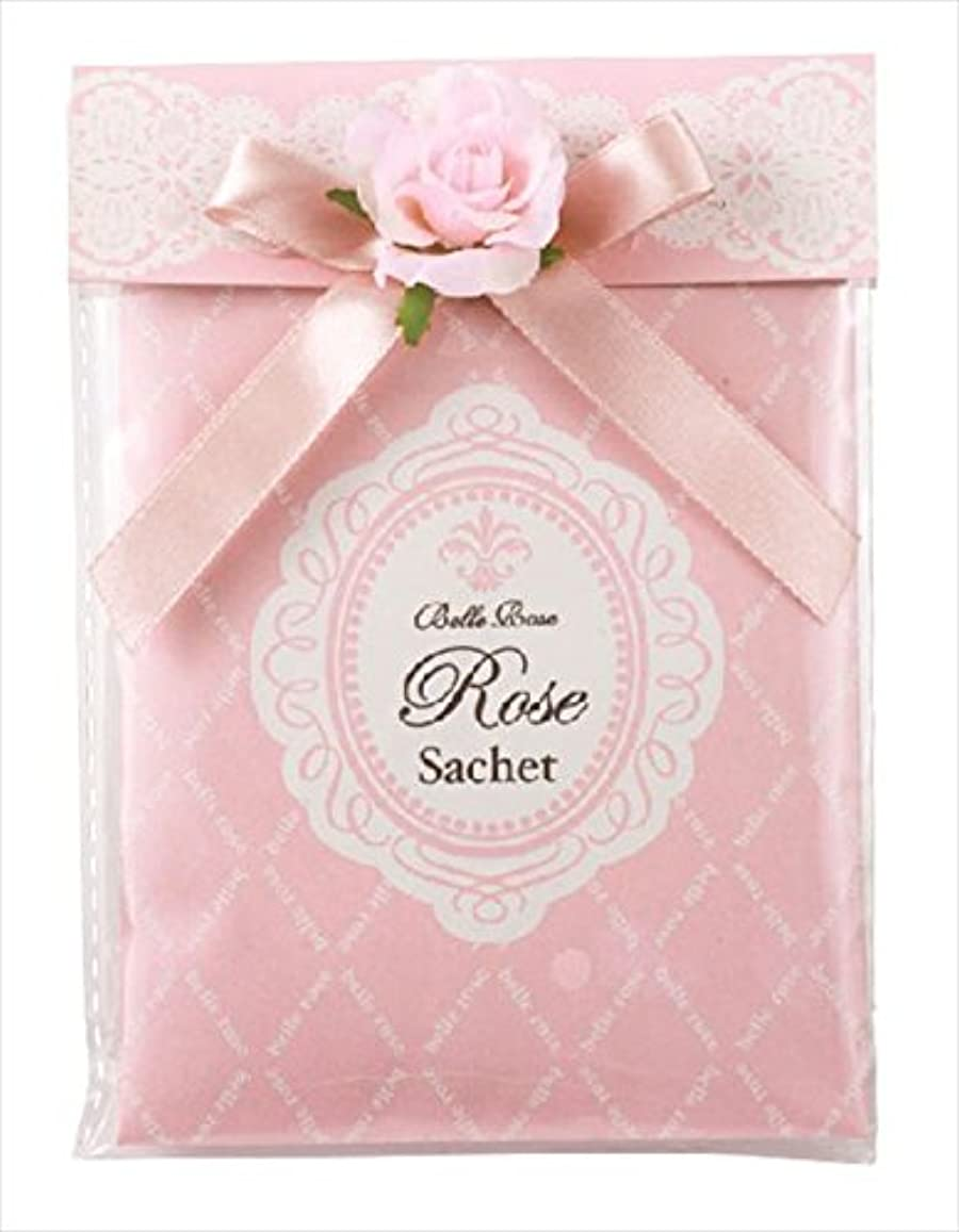シットコム乳白色カポックカメヤマキャンドル(kameyama candle) ベルローズサシェ 「 ピンク 」