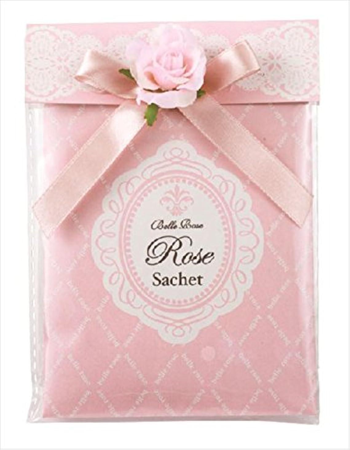 南方のしっかりオーナメントカメヤマキャンドル(kameyama candle) ベルローズサシェ 「 ピンク 」