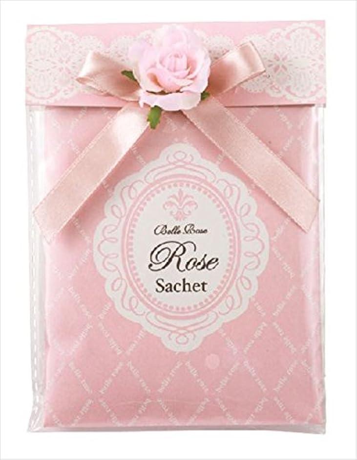 壁抑圧する欺カメヤマキャンドル(kameyama candle) ベルローズサシェ 「 ピンク 」