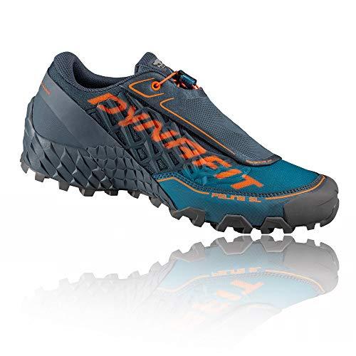 Dynafit Feline SL, Zapatillas de Running Hombre, Shocking Orange/Dawn, 42 EU