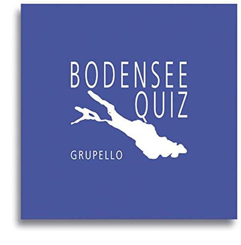 Bodensee-Quiz: 100 Fragen und Antworten