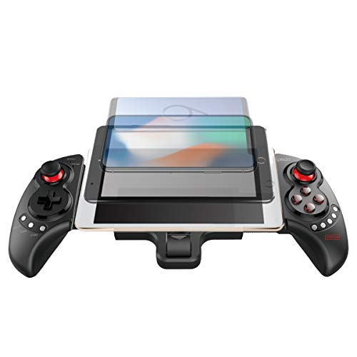 Mutop Wireless Game Controller Gamepad Joystick Compatible with Android/Samsung Galaxy S9/S10+ Galaxy note9 S10/S10+ Huawei P30 P30 PRO Oppo R17 VIVO X27 Tablet PC Android or iOS System-IPEGA PG-9023S