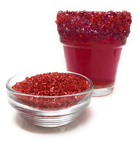 Red Cocktail Sugar