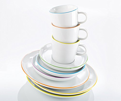 Arzberg Cucina-Basic Kaffeeset 18-TLG. GK Colori [SP] UVP: 168,00€