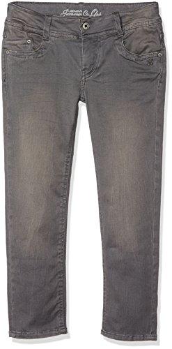 Lemmi Mädchen Hose Jeans Girls Skinny SUPERBIG Jeanshose, Grau (Grey Denim|Gray 0016), (Herstellergröße: 128)