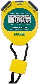 Extech 365510: Stopwatch/Clock