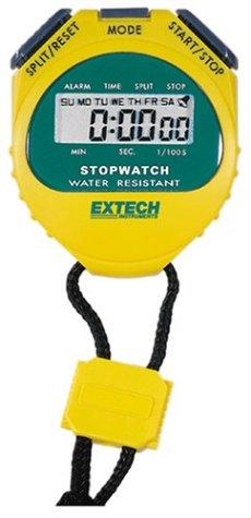 Extech 365510 Stopwatch/Clock , Yellow