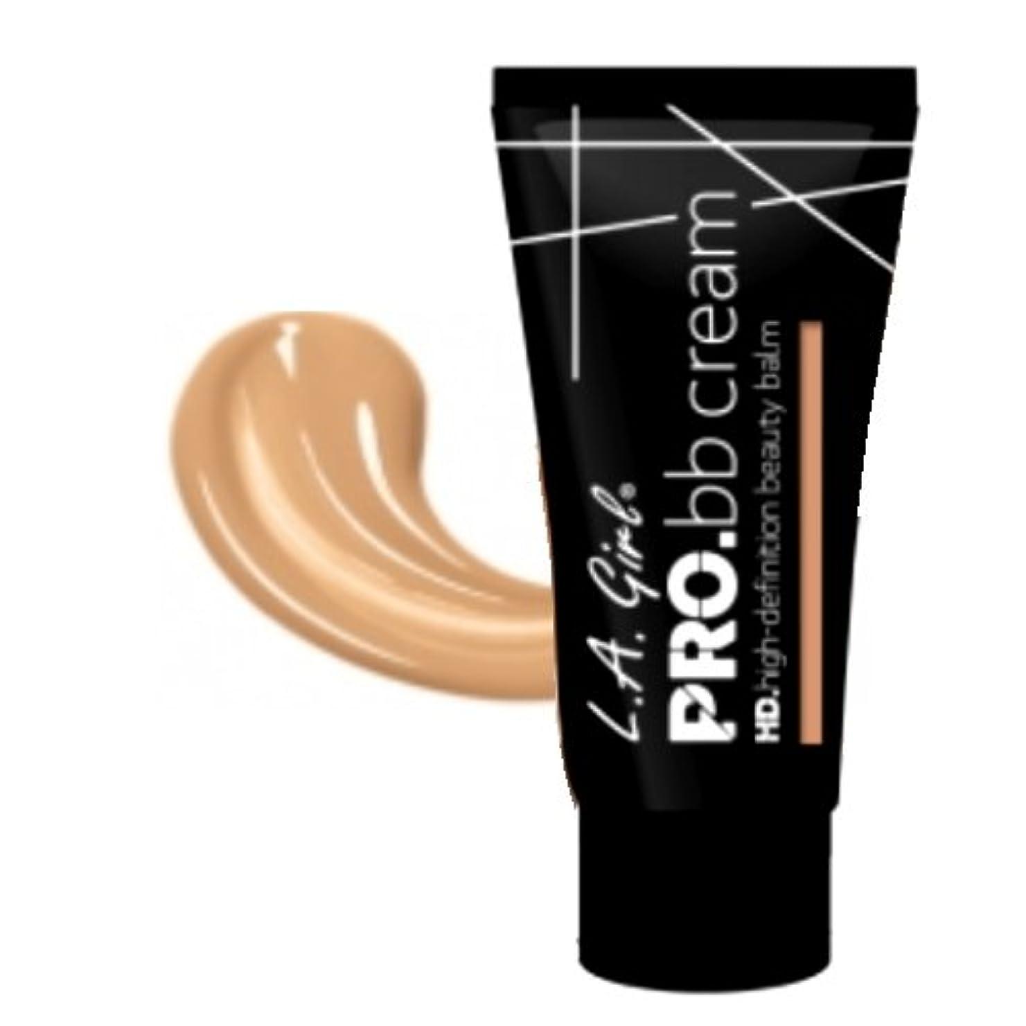 旅行者販売計画奴隷(6 Pack) LA GIRL HD Pro BB Cream - Neutral (並行輸入品)