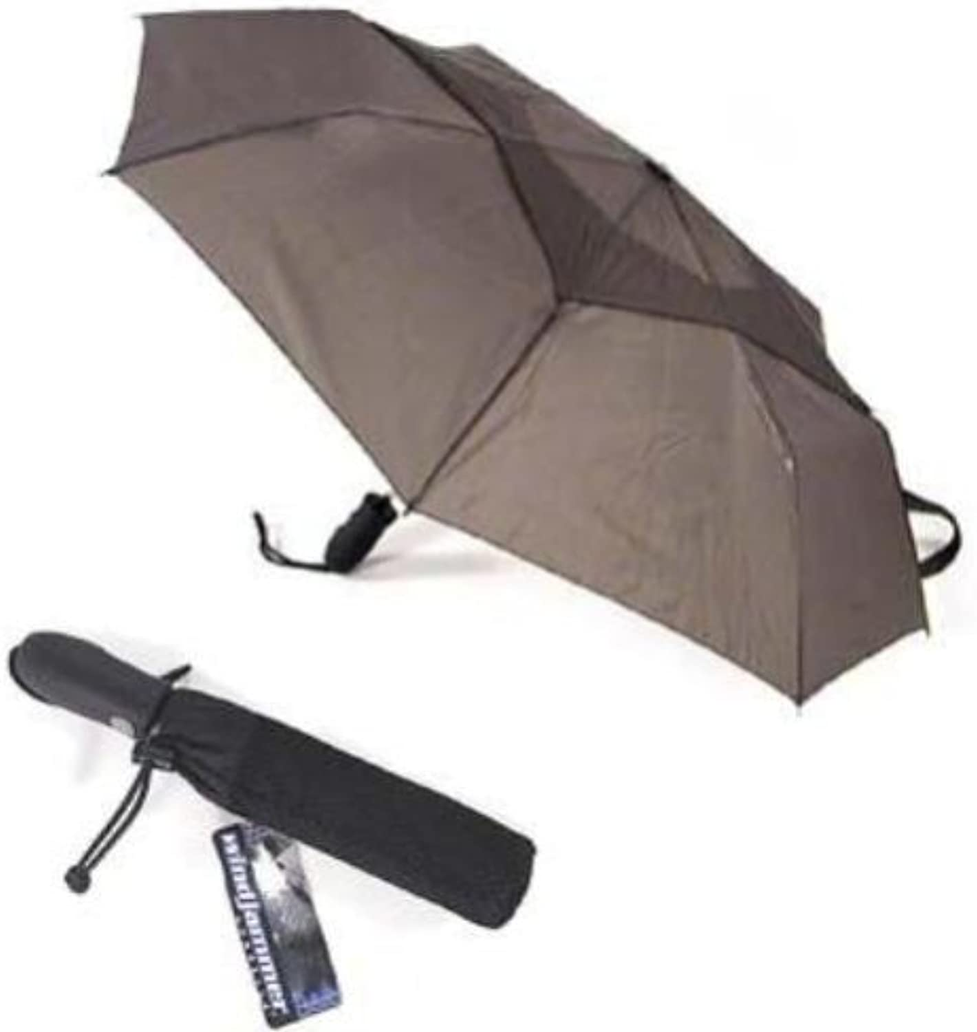 Shed Rain Windjammer Vented Auto (Black)