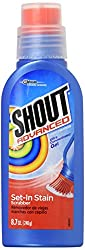 top rated Shout Advanced Ultra Concentrated Spot Removal Gel, 8.7 oz (4 packs) 2021