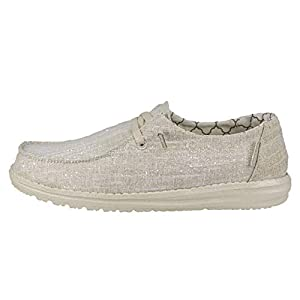 Hey Dude Women's Wendy Sparkling Loafer