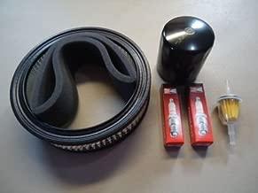 Tune up Maintenance Service Filter Kit for John Deere 316 318 420 Onan