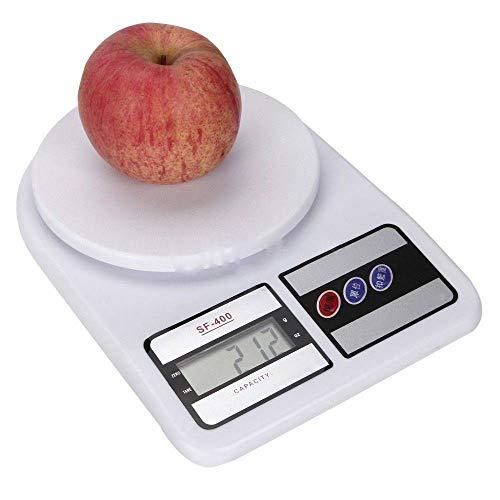 Balança Digital Precisão 10 Kg Cozinha Dieta Fitness