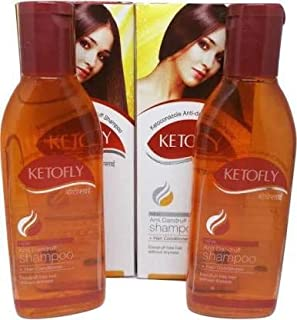 ketofly shampoo pack of 2