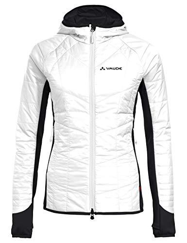 Vaude Women's Sesvenna Jacket III Jacket - White, 34