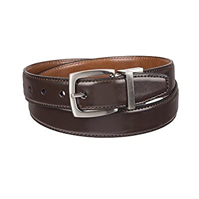 Dockers Big Boy's Dockers Reversible Black-to-Brown Belt , brown/tan, Meduim (26-28 Inches)