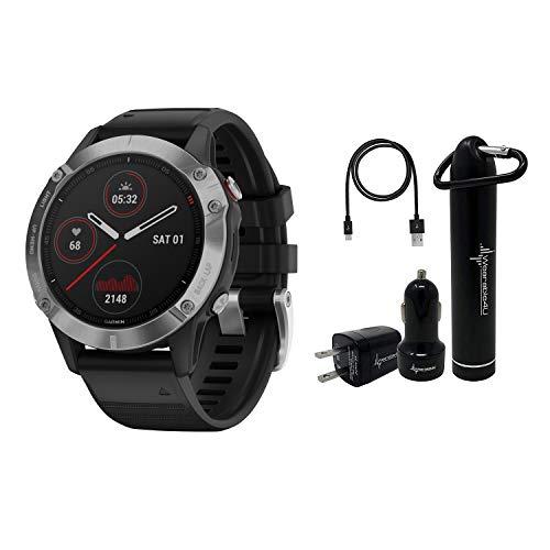 Garmin Fenix 6 Premium Multisport GPS...