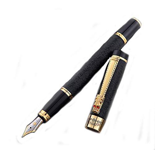 YUEMING Penna stilografica,penne stilografiche da ufficio Scrittura liscia ed elegante - penna da studente, penna da ufficio