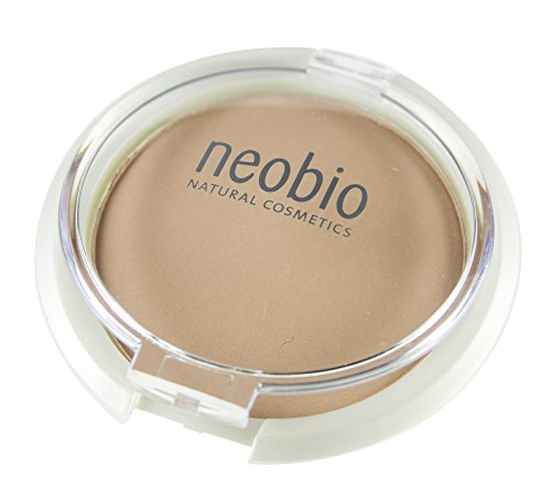 Neobio Maquillaje Polvo Compacto 02 Beige Neobio 500 g