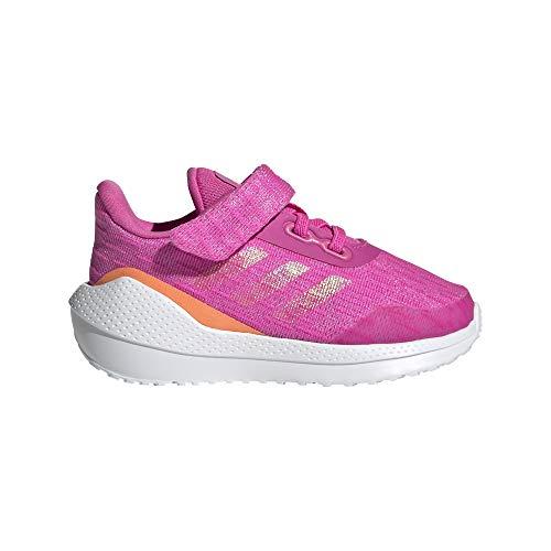 adidas EQ21 Run EL I, Zapatillas de Running, ROSCHI/NARCHI/FTWBLA, 23 EU