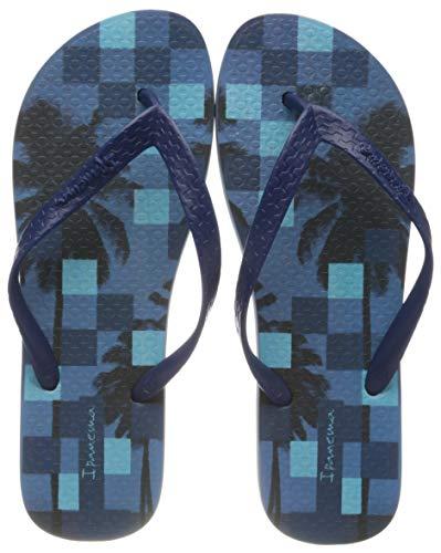 Ipanema CLAS Urbana Masc, Tongs Homme, Multicolore (Blue/Black 9222.0), 45/46 EU
