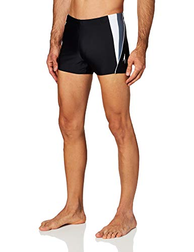 Speedo Men's Swimsuit Square Leg Splice