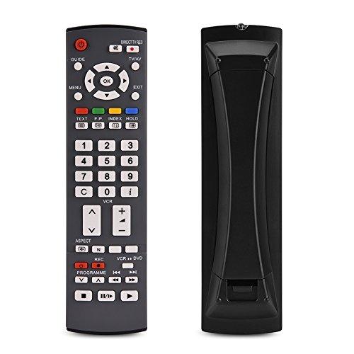 Zerone Smart TV EUR765109A - Mando a Distancia Universal para Panasonic EUR765109A