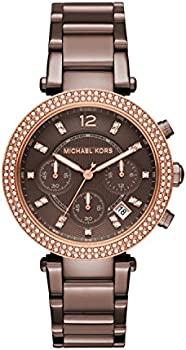 Michael Kors Parker Stainless Steel Watch