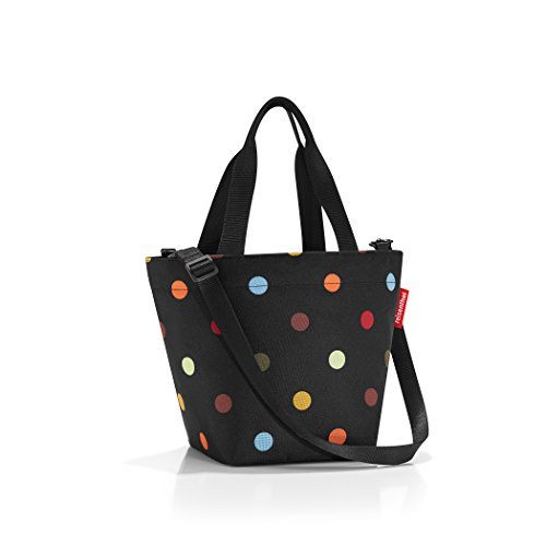 reisenthel shopper XS printed dots Maße: 31 x 21 x 16 cm / Volumen: 4 l