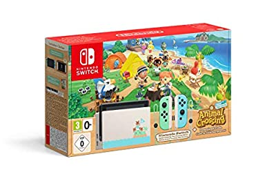 Nintendo Switch (Welcome To Animal Crossing Edition)