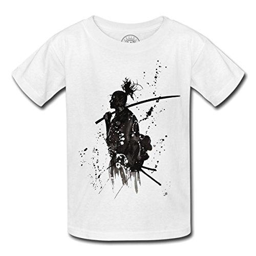 Fabulous T-Shirt Enfant samourai Ninja Bushido Japan Manga