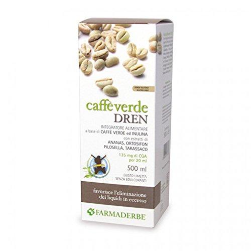 Farmaderbe Nutra Caffe Verde Dren Drenante - 500 g