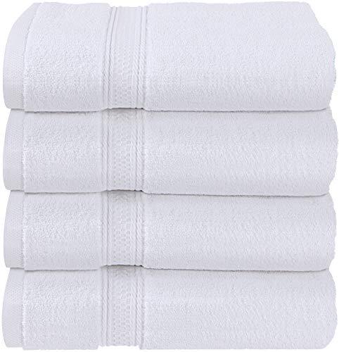 Utopia Towels - Conjunto Toallas baño Paquete 4