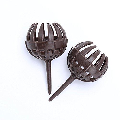 20PCS mittel Größe: Dünger Bezug Kunststoff Bonsai-Werkzeuge Herstellung von Tian Bonsai