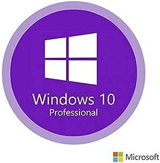 Windows 10 Pro Original Licence Key Multi Language 32&64 (Online Delivery)