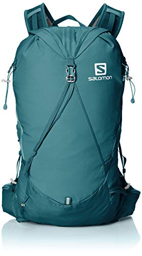 Salomon out Day 20+4 Mochila, Capacidad 24 L, Unisex Adulto, Azul (Mediterranea), S/M
